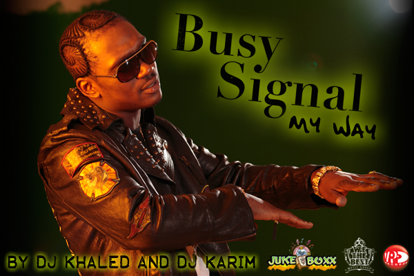 Busy signal - My Way