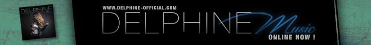 Découvrez le nouveau titre de la chanteuse Delphine: Music