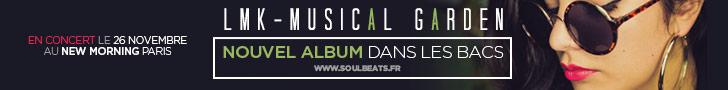 Cliquez pour telechargez l'album de LMK - Musical Garden