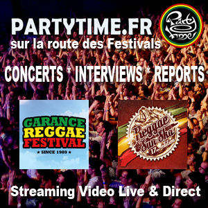 Streaming en direct des Festivals