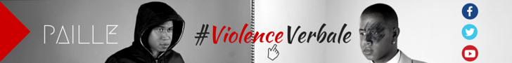 Regardez et telechargez le nouveau titre de Paille Violence verbale