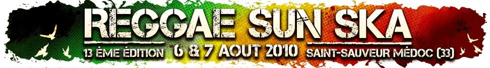 Reggae Sun Ska 2010