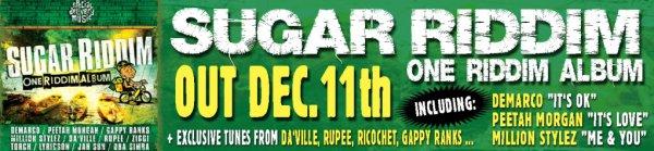 Sugar riddim