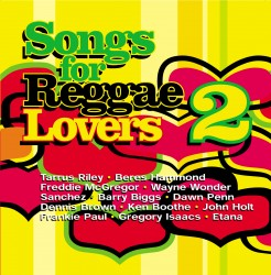 Compil Songs for reggae lovers 2