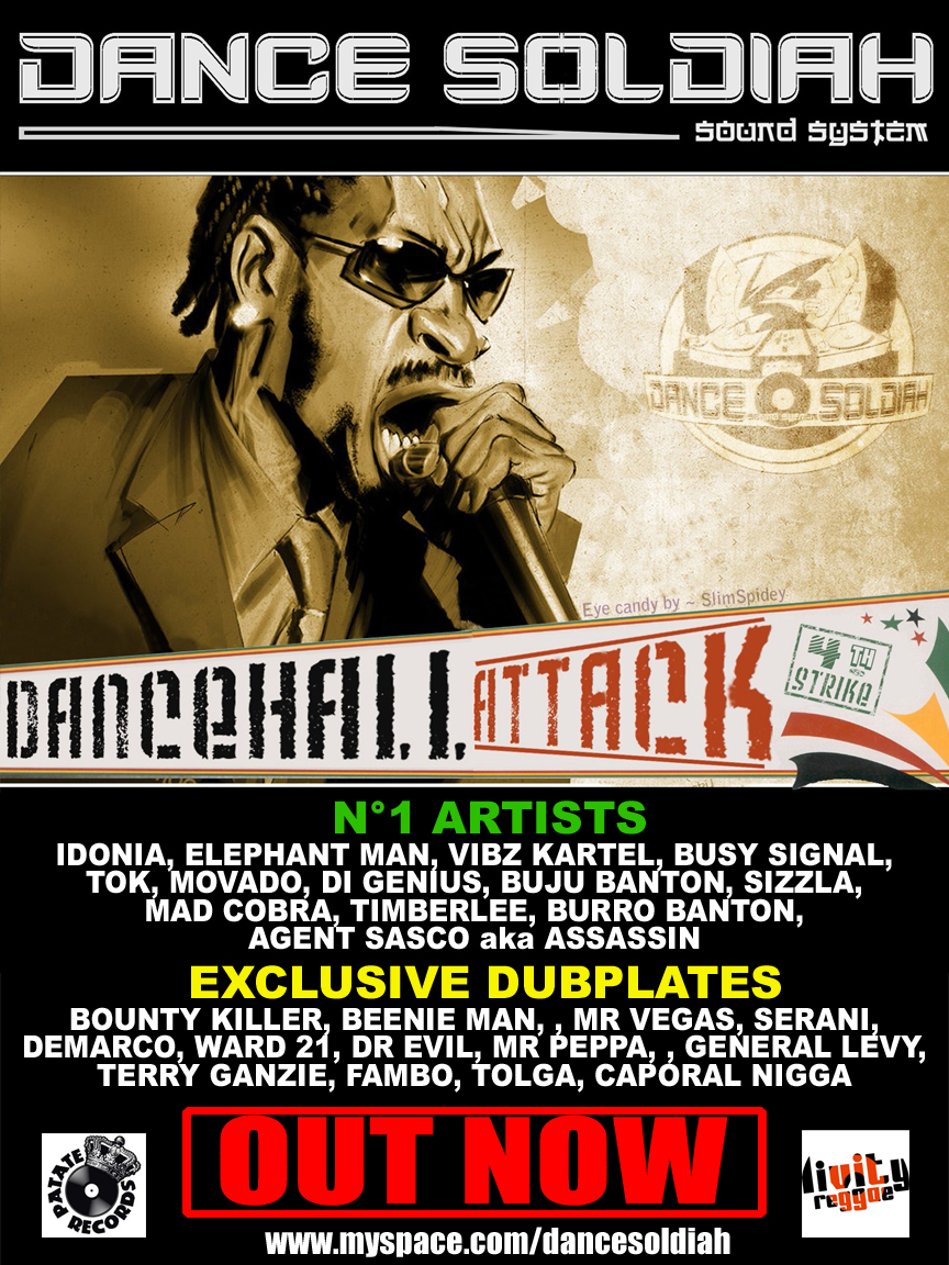 DANCEHALL ATTACK VOL 4
