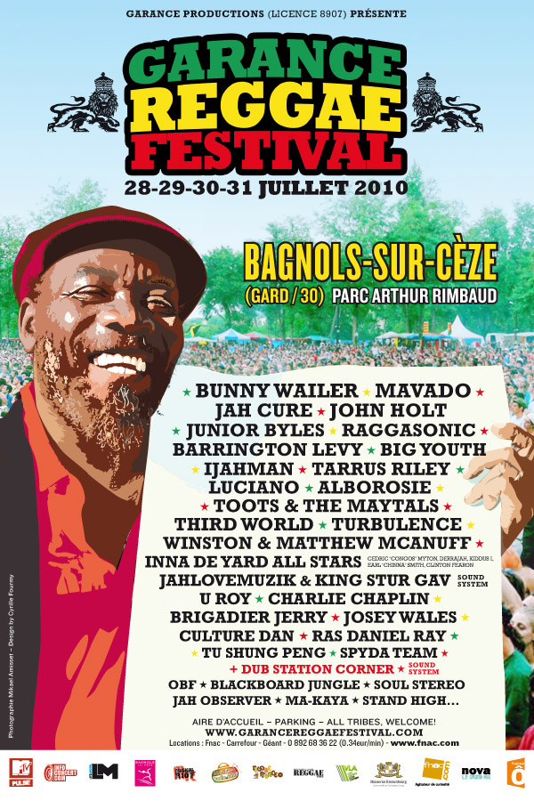 Garance Reggae Festival 2010